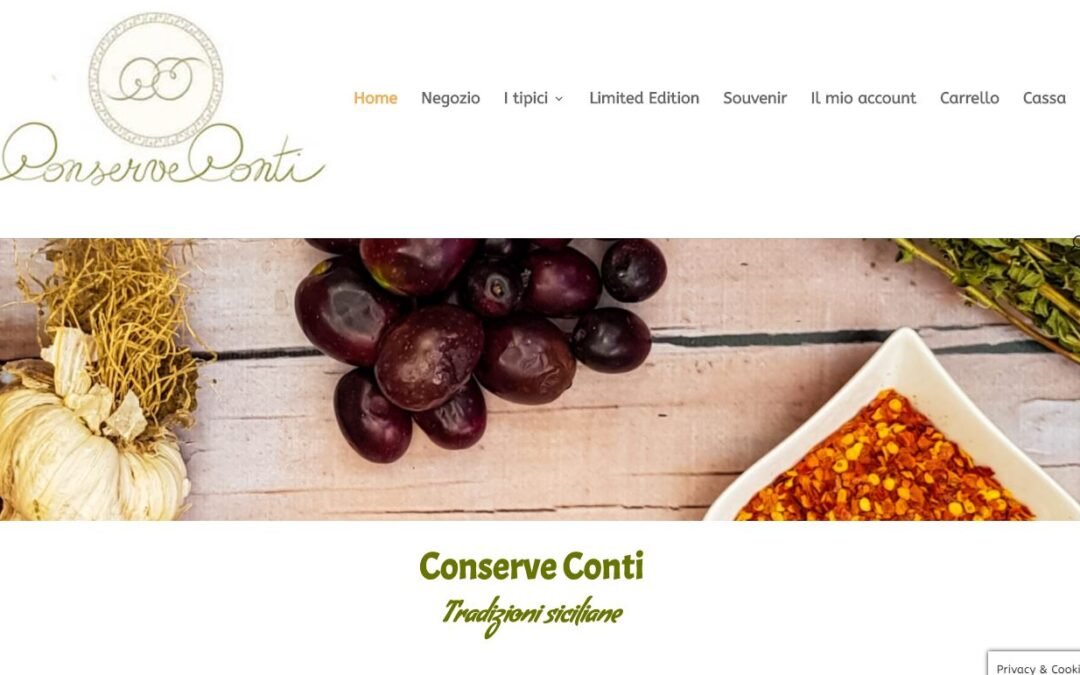 conserveconti.shop | visita il nostro e-commerce