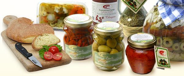 Conserve Siciliane
